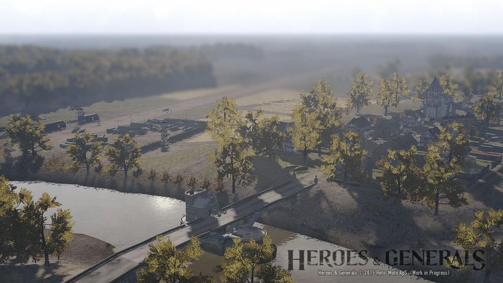 Новая карта для героев и генералов