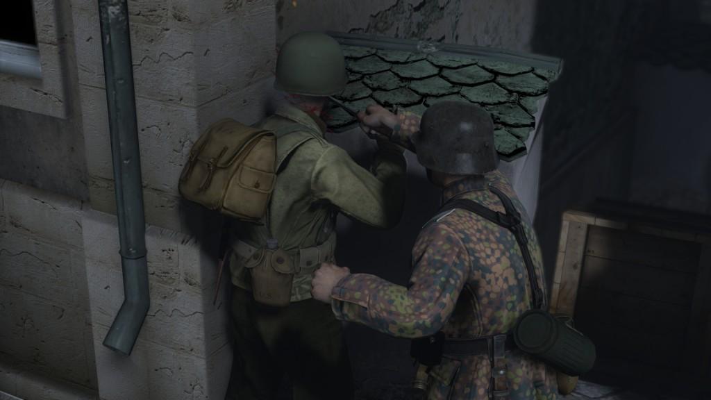 ближний бой в игре герои генералы
