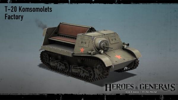 Т-20 комсомолец