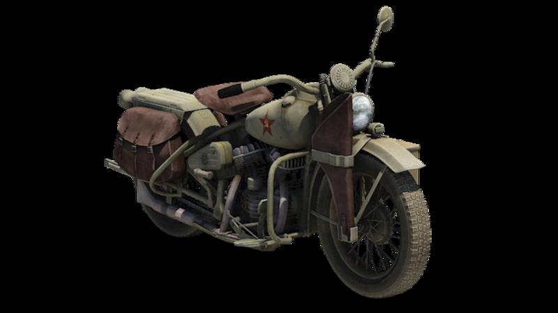 мотоцикл СССР