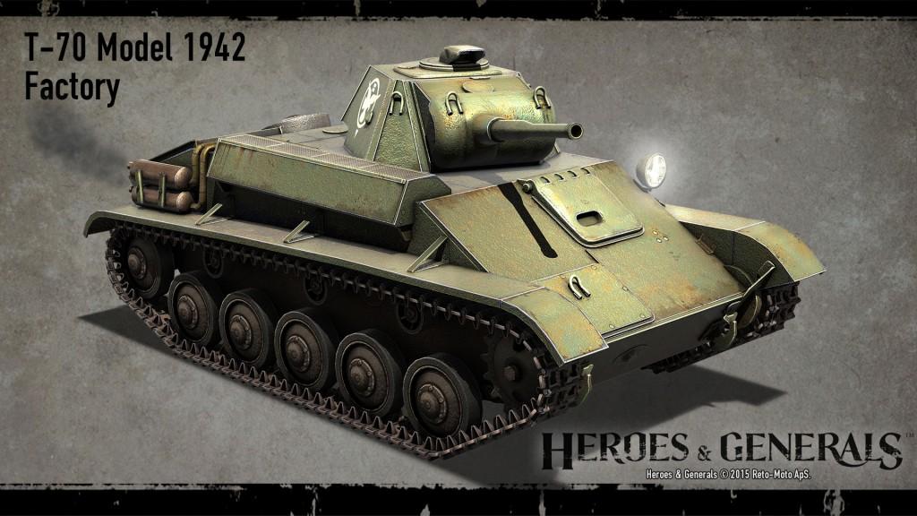 T-70 легкий танк