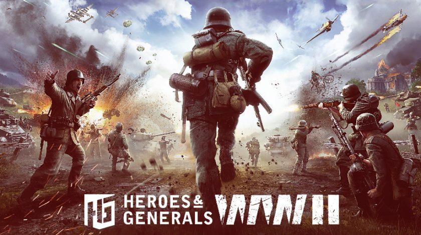 Онлайн игра Герои и Генералы