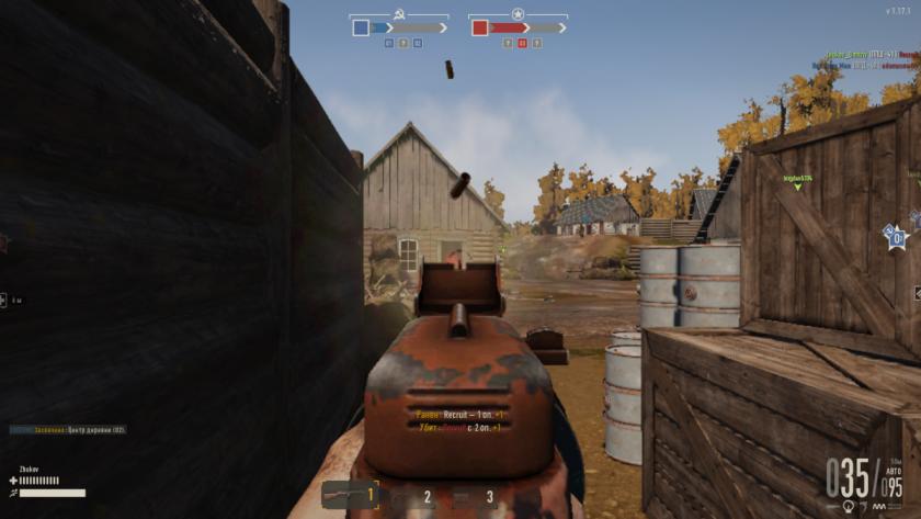 Обзор пистолетов-пулеметов советской фракции